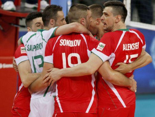 Това са мъжете на България!