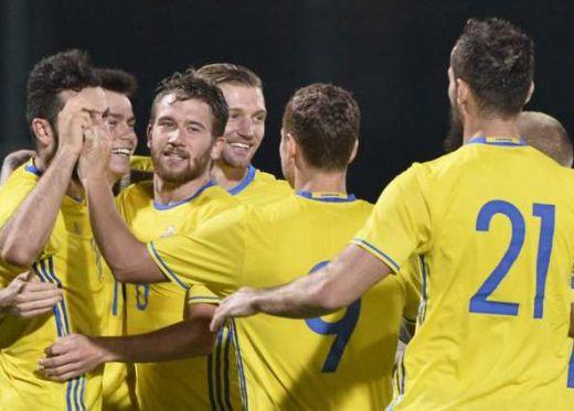 Швеция разби Финландия в Абу Даби