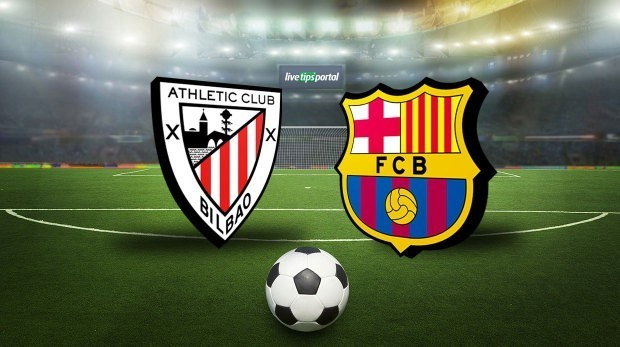 Атлетик Билбао - Барселона: 05.01.2017