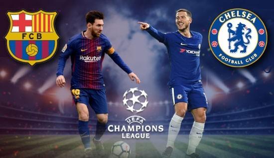 Челси не може да спре Барселона
