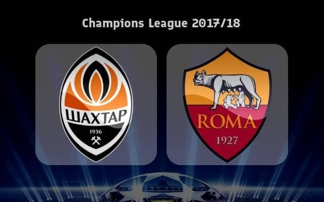 Формата на Рома предвещава успех срещу Шахтьор