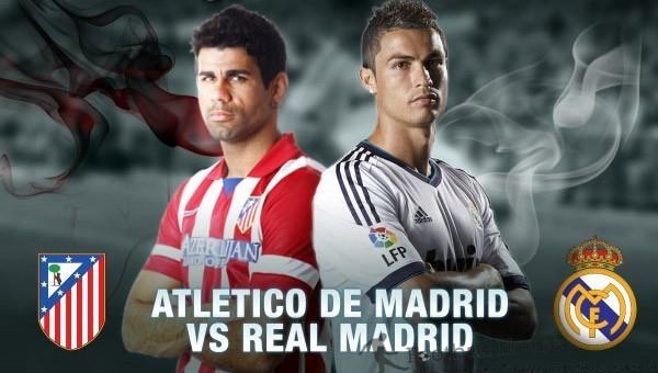 Очаквания реванш от Шампионска лига между Атлетико Мадрид и Реал Мадрид