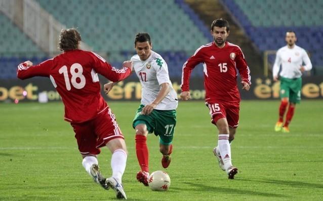 България - Беларус: 13.11.2016