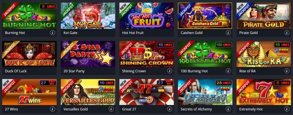 Как да изберем казино игра според нашите цели и бюджет?