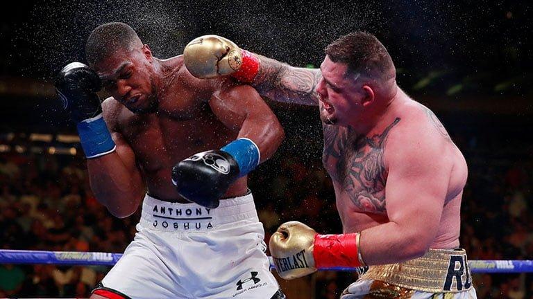Джошуа срещу Руис в дългоочаквания реванш за четирите пояса