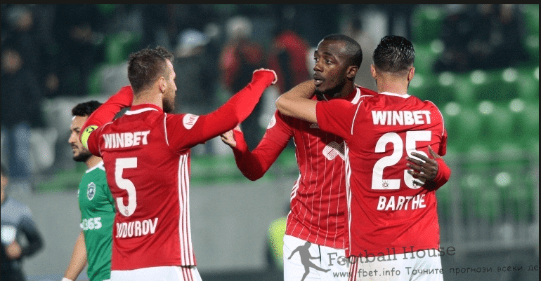 ЦСКА върна интригата в Първа лига c победата над Лудогорец