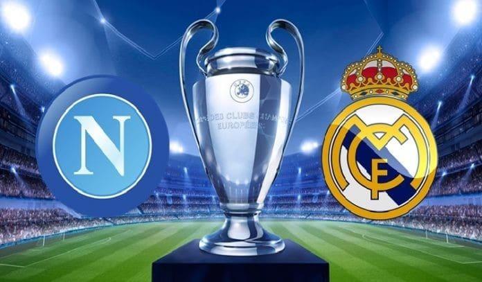 Наполи - Реал Мадрид: 07.03.2017