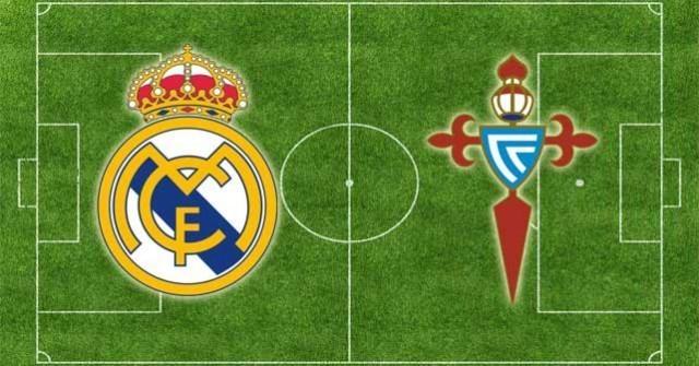 Реал Мадрид - Селта Виго: 18.01.2017