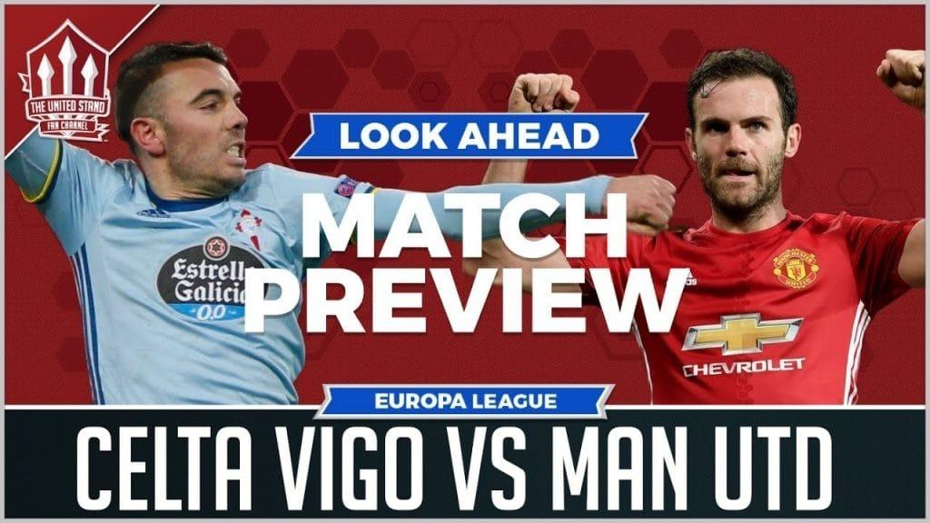 Селта Виго - Манчестър Юнайтед: 04.05.2017