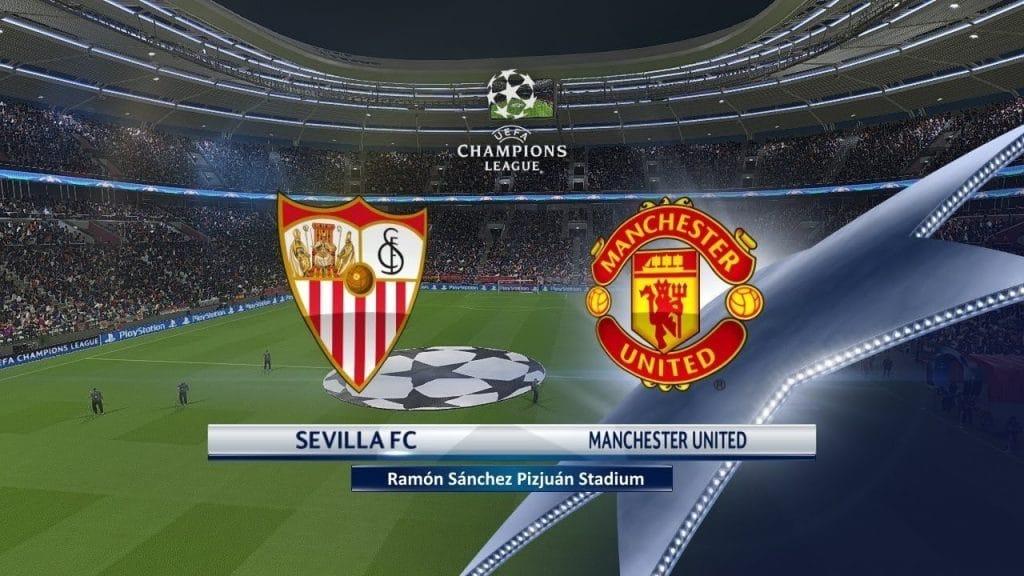 Самолетчето няма да вдигне Севиля срещу Манчестър Юнайтед