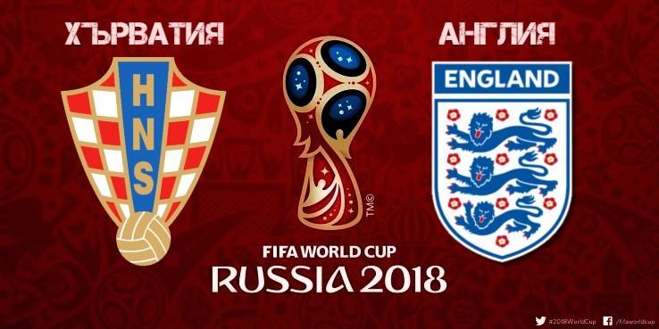 Хърватия – Англия прогноза