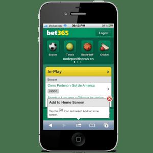 Bet365 - мобилни залози