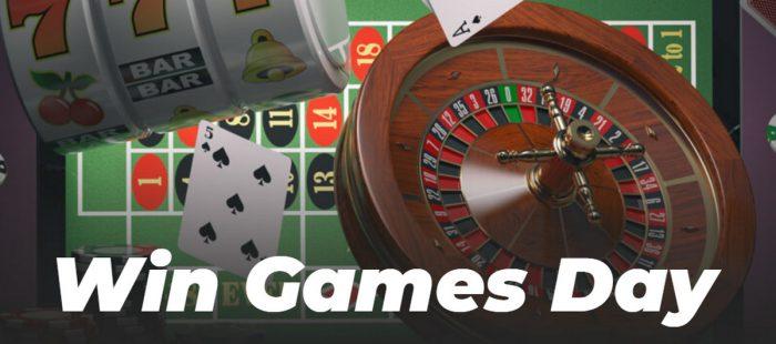 Win Games Day: Бонус до 100 евро за залози всеки петък