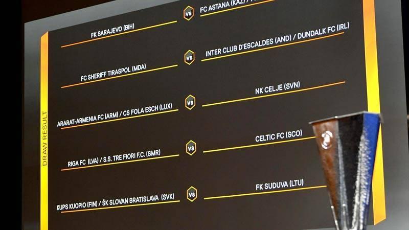 Станаха ясни съперниците на българските клубове в Европа