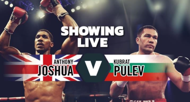 Антъни Джошуа срещу Кубрат Пулев: Всичко най-интересно преди битката