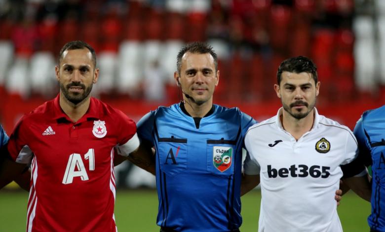 Efbet Лига - Славия vs ЦСКА