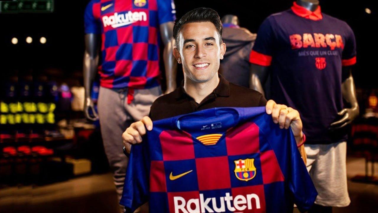 Ерик Гарсия  - Барселона