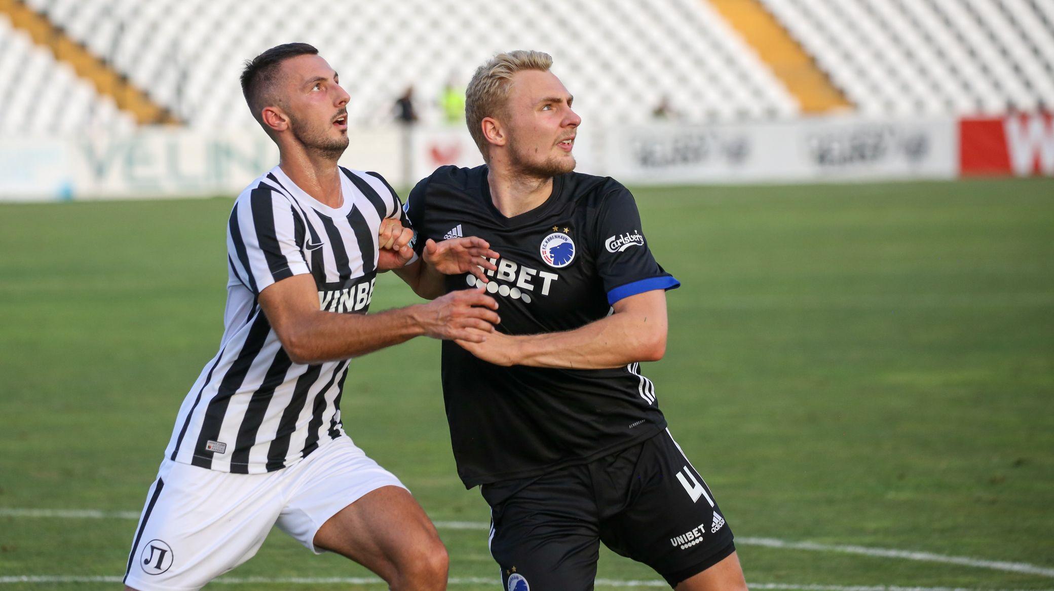 Локомотив Пловдив и Копенхаген оставиха развръзката за реванша